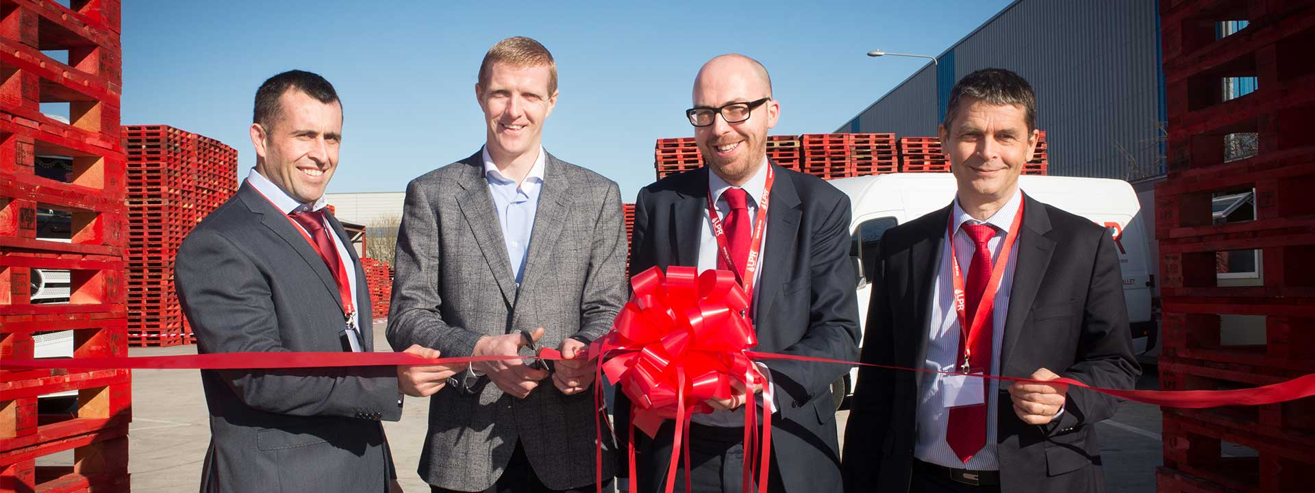 LPR Opens New Depots in Partnership with Goggins